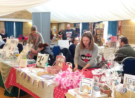 Winterslow Village Hall Christmas Fayre