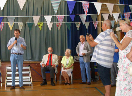 Winterslow Village Hall 25th Anniversary Celebration