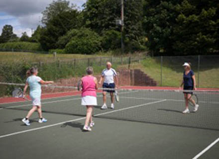 Winterslow Village Hall Tennis