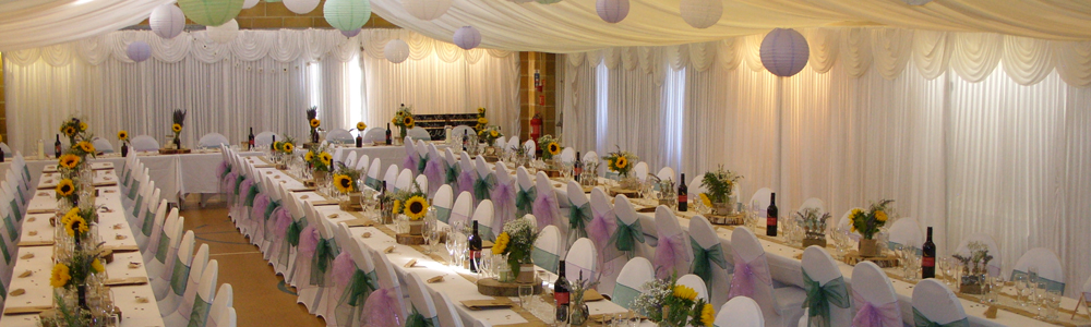 Wedding Receptions at Winterslow Village Hall in Salisbury